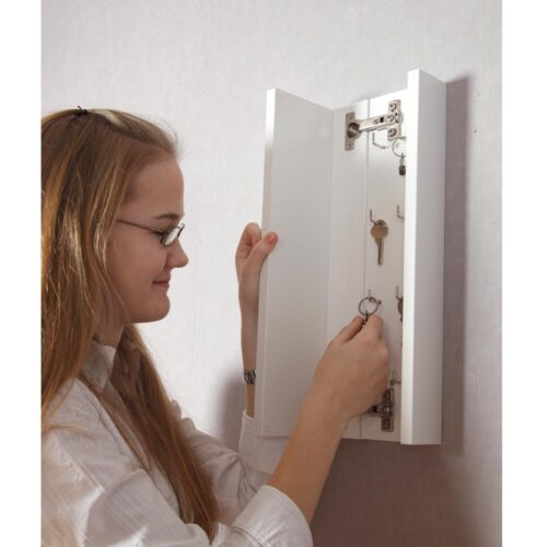 agda-nyckelskap-vitlack