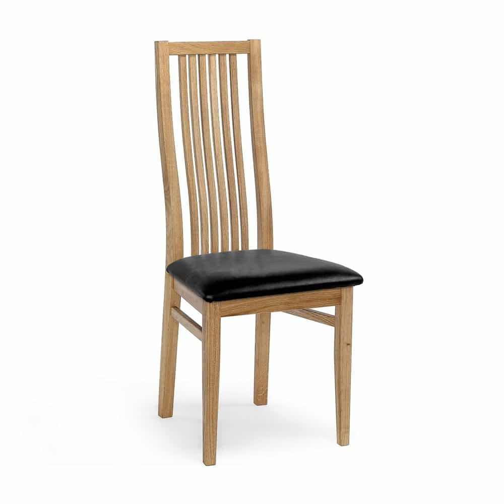 Allegro stol ek skinnsits Nilssons Möbler i Lammhult AB