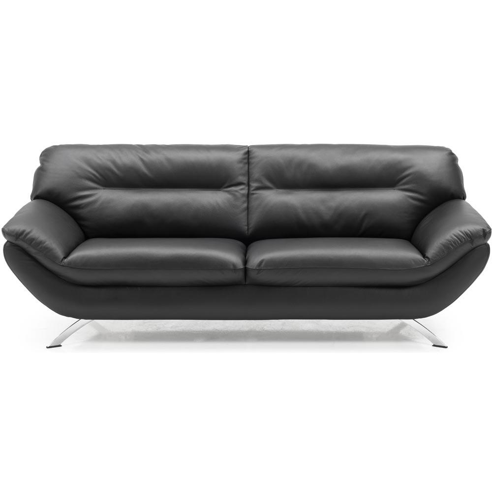 Kända Roma soffa 3-sits - läder semi/sp - Nilssons Möbler i Lammhult AB PS-52