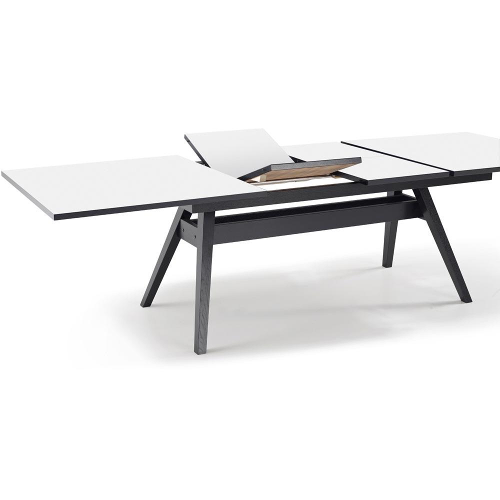 Belysning Koksbord : SM11 matbord svartvitt  Nilssons Mobler i Lammhult AB
