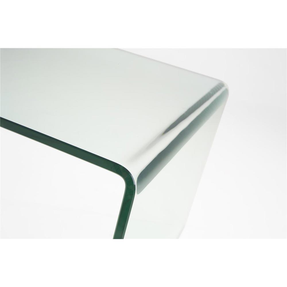 soffbord i glas