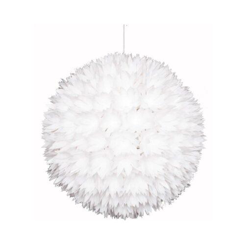 white-flower-taklampa