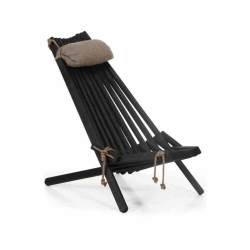 Ribbon-vilstol-svart