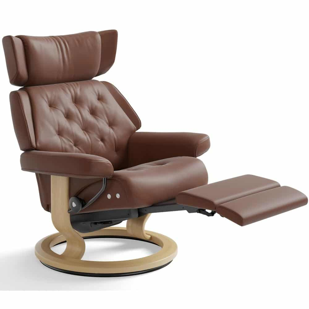 stressless skyline m leg comfort l der paloma copper nilssons m bler i lammhult ab. Black Bedroom Furniture Sets. Home Design Ideas