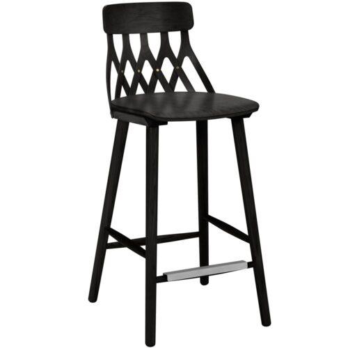 Y5-barstol-svartbets