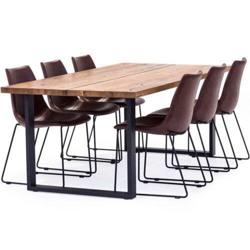 Fly-stol-Narvik-matbord