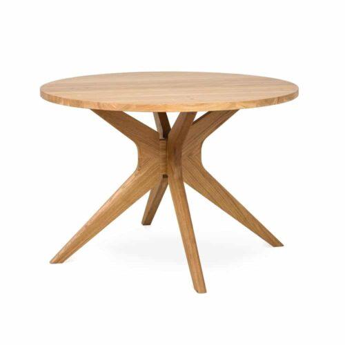 Mist-runt-matbord