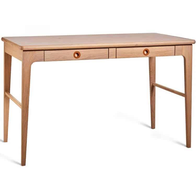 Hollviken-skrivbord-ek