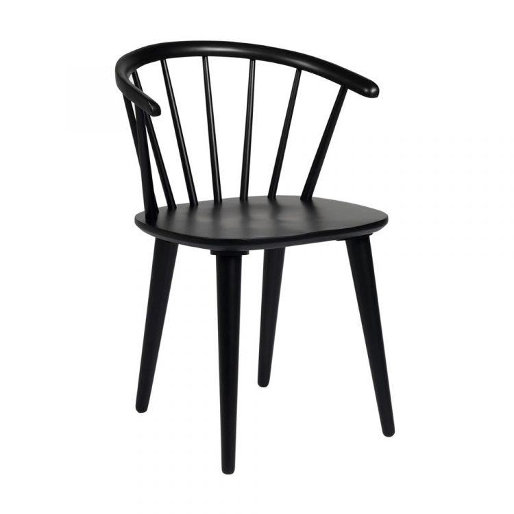 Carmen-stol-svart