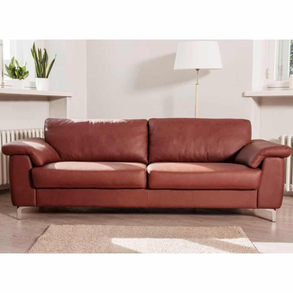 Prima Nevada soffa - läder 8039sv - Nilssons Möbler i Lammhult AB JY-15