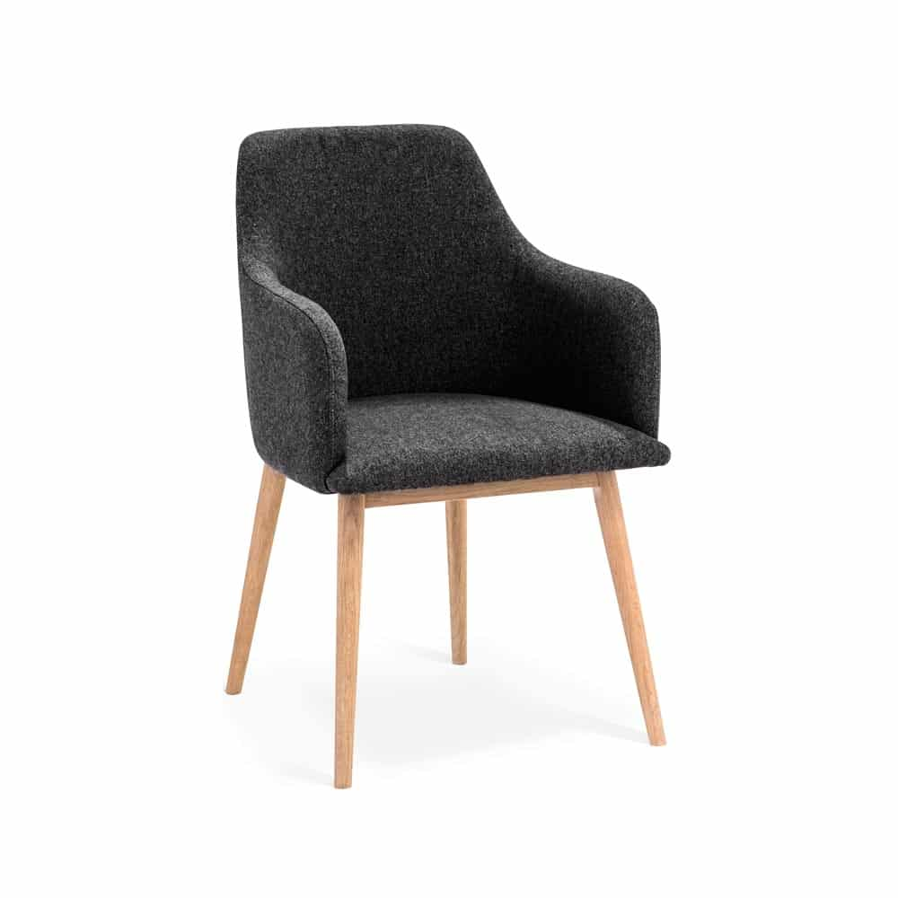My stol grå ek Nilssons Möbler i Lammhult AB