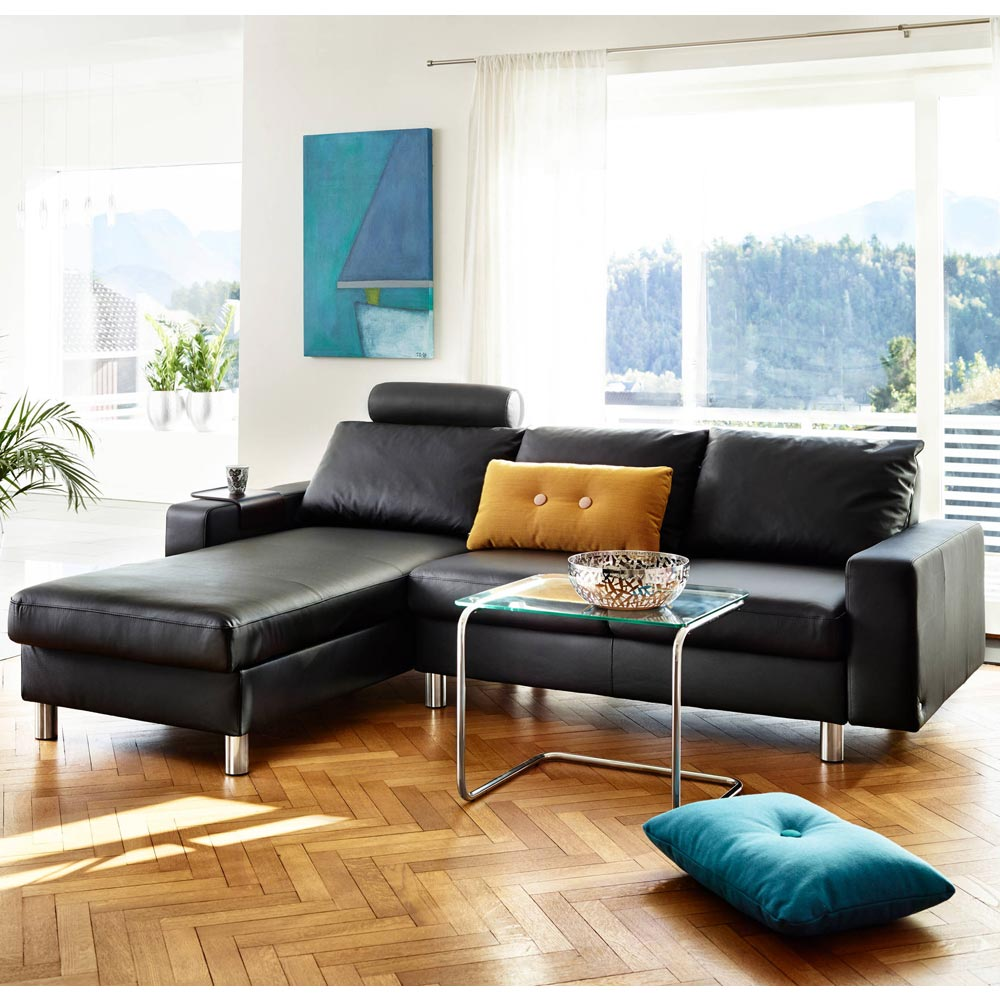 stressless e200 l der paloma svart nilssons m bler i lammhult ab. Black Bedroom Furniture Sets. Home Design Ideas
