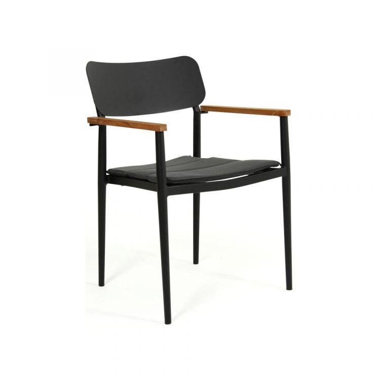 Domingo-stol-svart