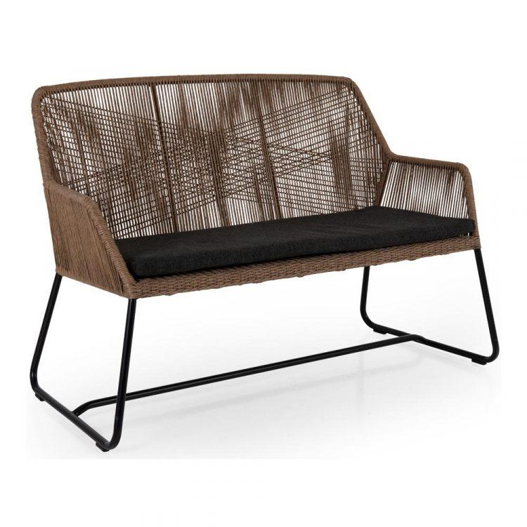Midway-soffa-brun