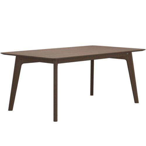 Fred runt matbord 160 i svart ask från Rowico Nilssons i